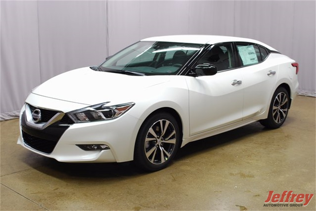 New 2017 Nissan Maxima 3 5 S 4d Sedan In Roseville